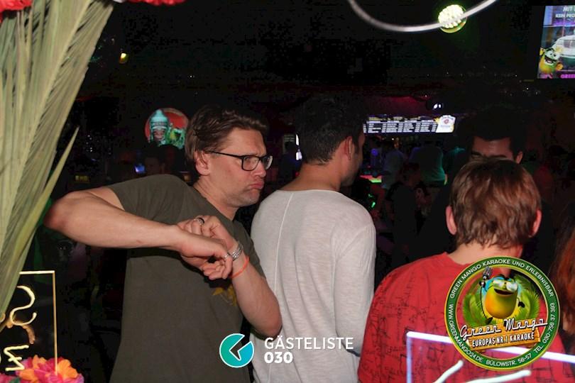 https://www.gaesteliste030.de/Partyfoto #189 Green Mango Berlin vom 22.04.2017
