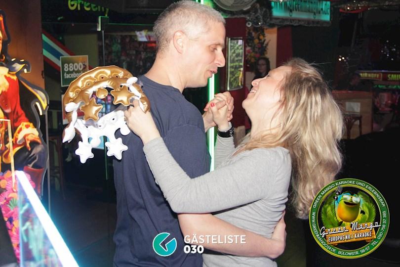 https://www.gaesteliste030.de/Partyfoto #8 Green Mango Berlin vom 22.04.2017