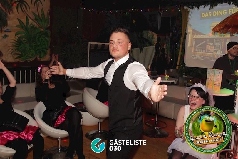 https://www.gaesteliste030.de/Partyfoto #70 Green Mango Berlin vom 22.04.2017