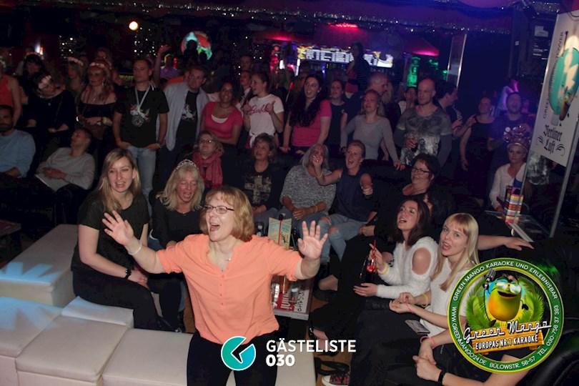 https://www.gaesteliste030.de/Partyfoto #111 Green Mango Berlin vom 22.04.2017