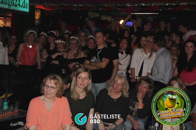 https://www.gaesteliste030.de/Partyfoto #119 Green Mango Berlin vom 22.04.2017