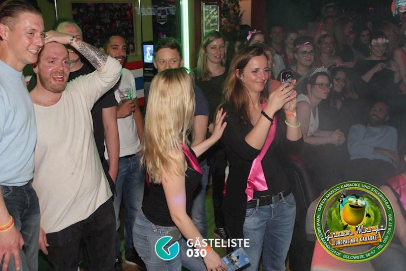 https://www.gaesteliste030.de/Partyfoto #92 Green Mango Berlin vom 22.04.2017