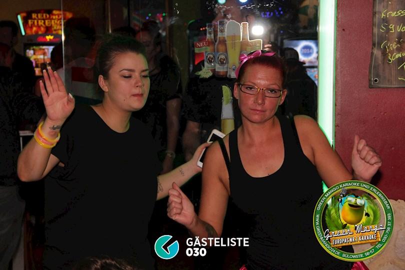 https://www.gaesteliste030.de/Partyfoto #200 Green Mango Berlin vom 22.04.2017