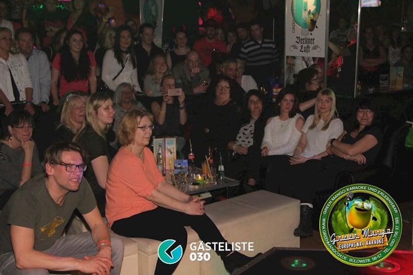 https://www.gaesteliste030.de/Partyfoto #124 Green Mango Berlin vom 22.04.2017