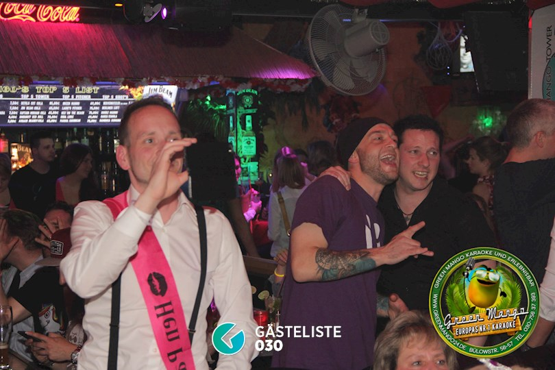 https://www.gaesteliste030.de/Partyfoto #42 Green Mango Berlin vom 22.04.2017