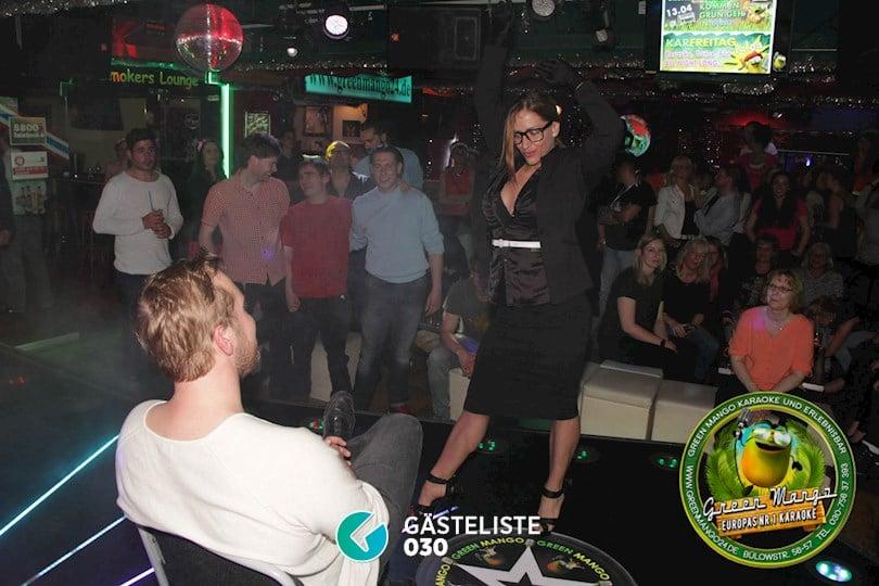 https://www.gaesteliste030.de/Partyfoto #114 Green Mango Berlin vom 22.04.2017