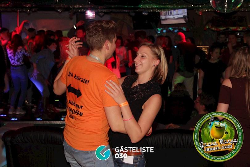 https://www.gaesteliste030.de/Partyfoto #201 Green Mango Berlin vom 22.04.2017