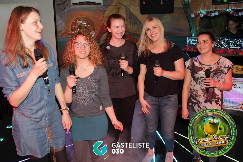 https://www.gaesteliste030.de/Partyfoto #30 Green Mango Berlin vom 22.04.2017