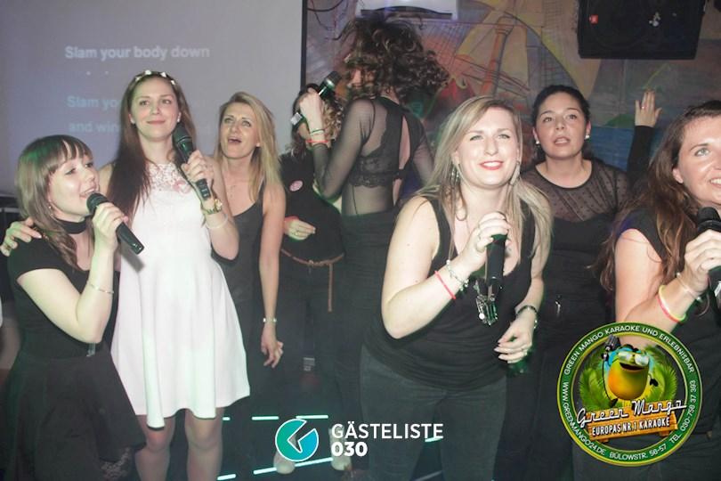 https://www.gaesteliste030.de/Partyfoto #89 Green Mango Berlin vom 22.04.2017