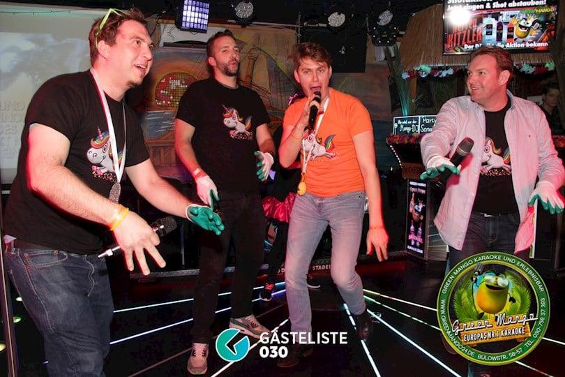 https://www.gaesteliste030.de/Partyfoto #20 Green Mango Berlin vom 22.04.2017