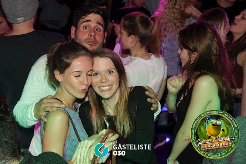https://www.gaesteliste030.de/Partyfoto #198 Green Mango Berlin vom 22.04.2017