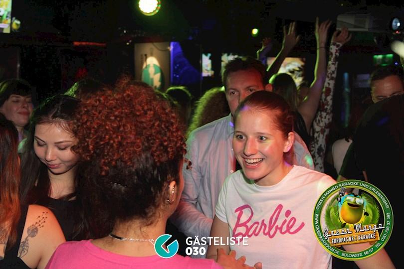 https://www.gaesteliste030.de/Partyfoto #188 Green Mango Berlin vom 22.04.2017