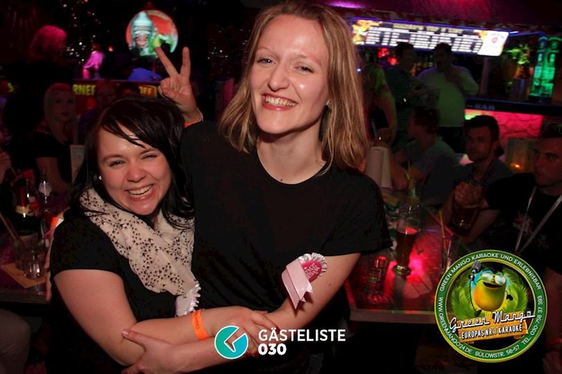 https://www.gaesteliste030.de/Partyfoto #153 Green Mango Berlin vom 22.04.2017
