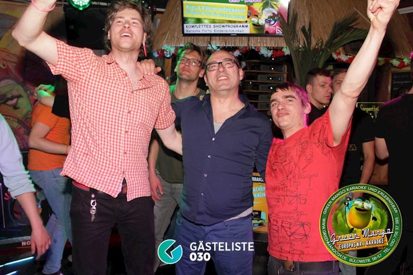 https://www.gaesteliste030.de/Partyfoto #211 Green Mango Berlin vom 22.04.2017