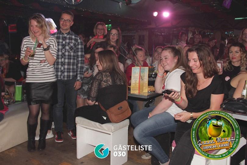 https://www.gaesteliste030.de/Partyfoto #102 Green Mango Berlin vom 22.04.2017