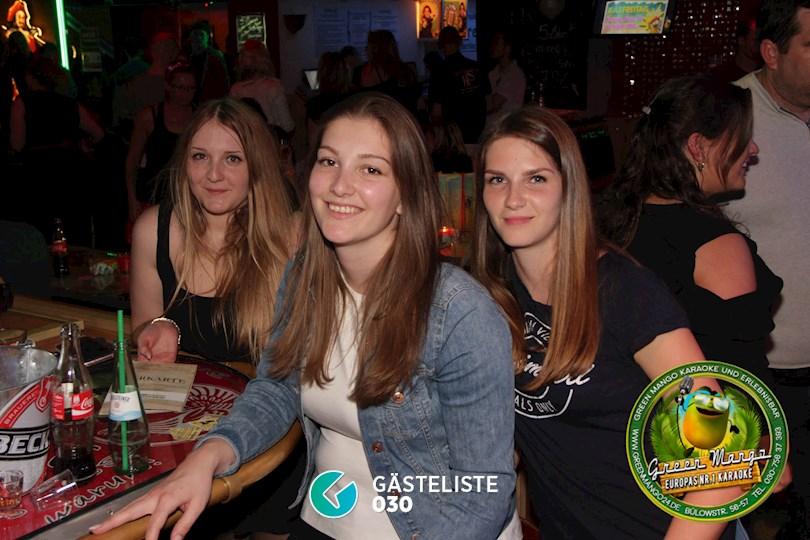 https://www.gaesteliste030.de/Partyfoto #207 Green Mango Berlin vom 22.04.2017