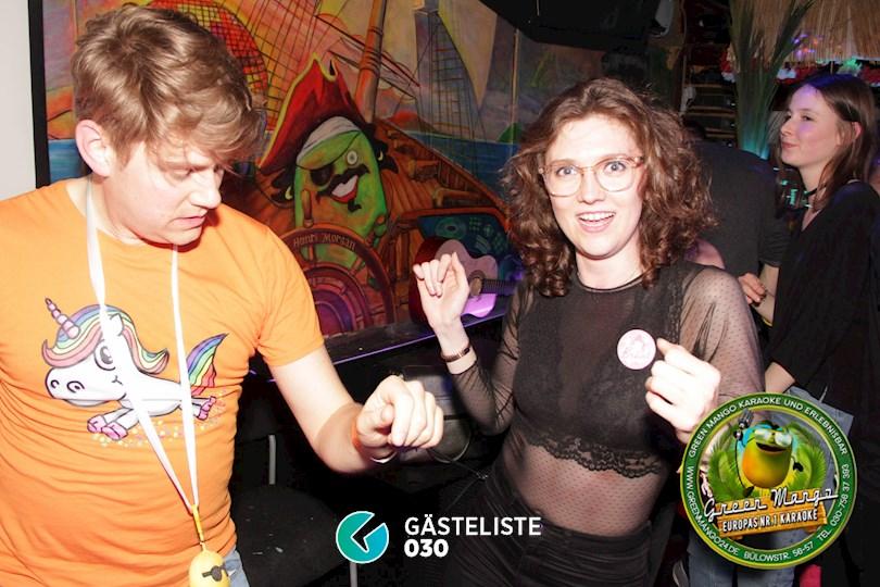https://www.gaesteliste030.de/Partyfoto #191 Green Mango Berlin vom 22.04.2017