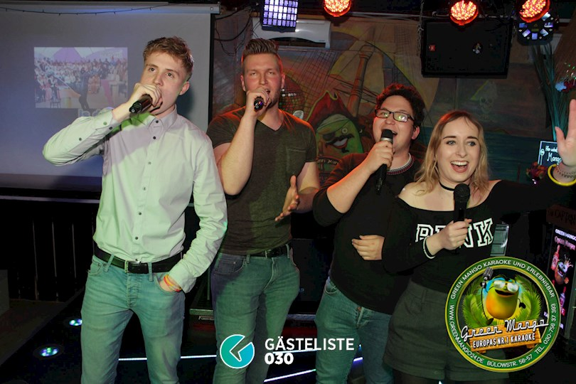 https://www.gaesteliste030.de/Partyfoto #15 Green Mango Berlin vom 22.04.2017