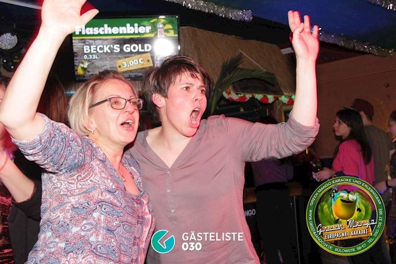 https://www.gaesteliste030.de/Partyfoto #46 Green Mango Berlin vom 22.04.2017