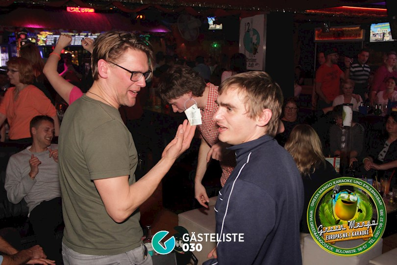 https://www.gaesteliste030.de/Partyfoto #69 Green Mango Berlin vom 22.04.2017