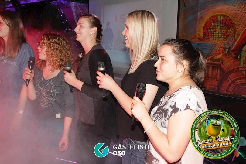 https://www.gaesteliste030.de/Partyfoto #31 Green Mango Berlin vom 22.04.2017