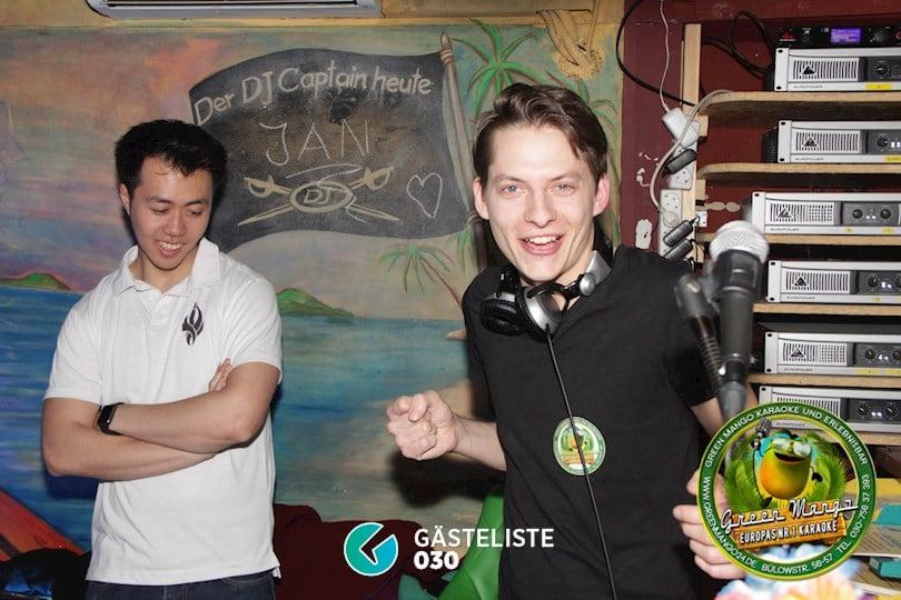 https://www.gaesteliste030.de/Partyfoto #34 Green Mango Berlin vom 22.04.2017