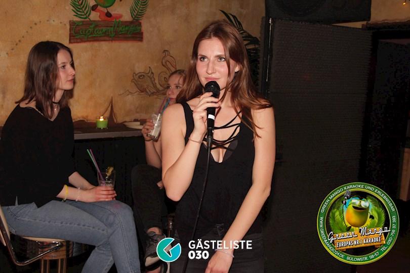 https://www.gaesteliste030.de/Partyfoto #128 Green Mango Berlin vom 22.04.2017