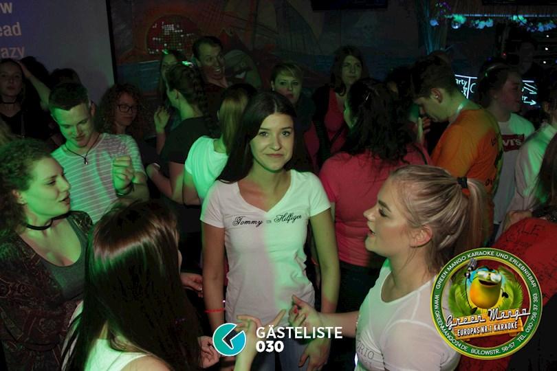 https://www.gaesteliste030.de/Partyfoto #148 Green Mango Berlin vom 22.04.2017