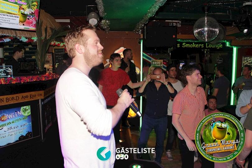 https://www.gaesteliste030.de/Partyfoto #112 Green Mango Berlin vom 22.04.2017