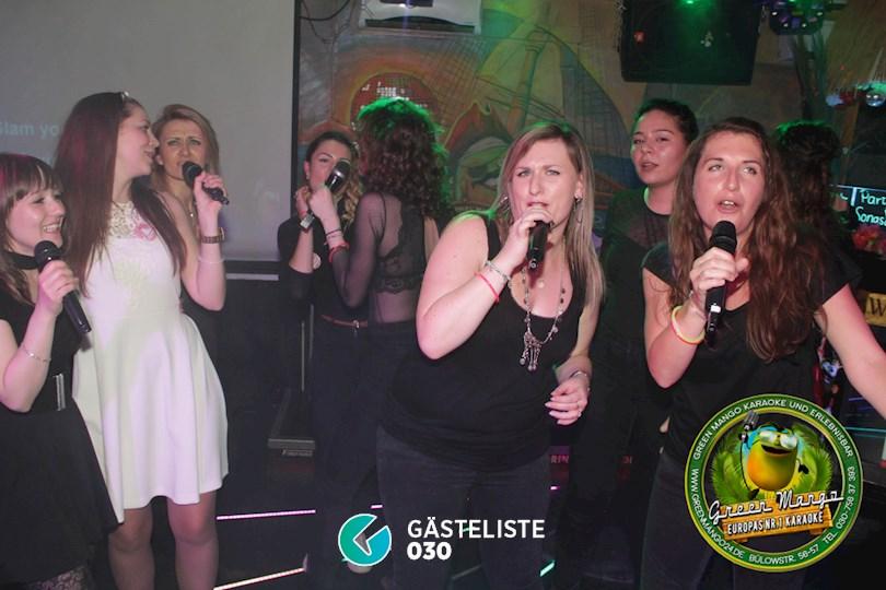 https://www.gaesteliste030.de/Partyfoto #88 Green Mango Berlin vom 22.04.2017