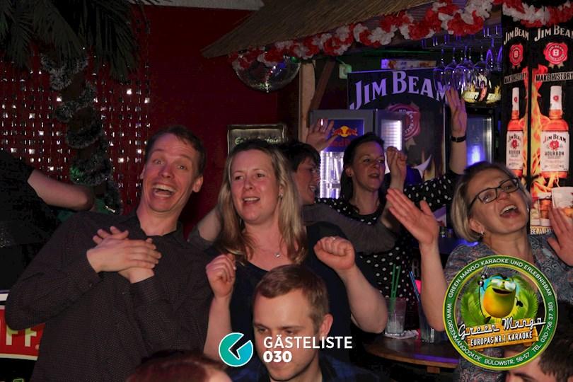 https://www.gaesteliste030.de/Partyfoto #50 Green Mango Berlin vom 22.04.2017