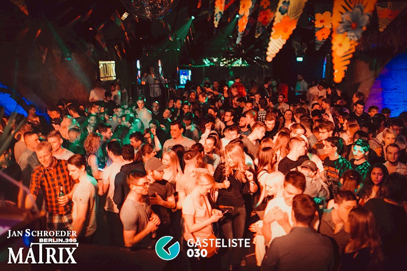 https://www.gaesteliste030.de/Partyfoto #101 Matrix Berlin vom 13.04.2017