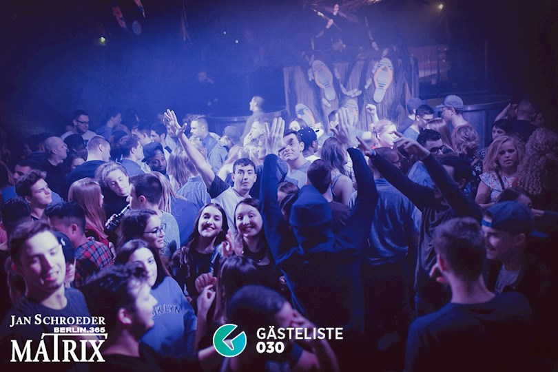 https://www.gaesteliste030.de/Partyfoto #136 Matrix Berlin vom 13.04.2017