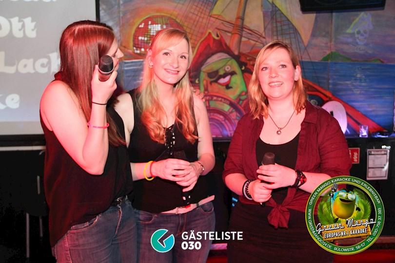 https://www.gaesteliste030.de/Partyfoto #98 Green Mango Berlin vom 08.04.2017