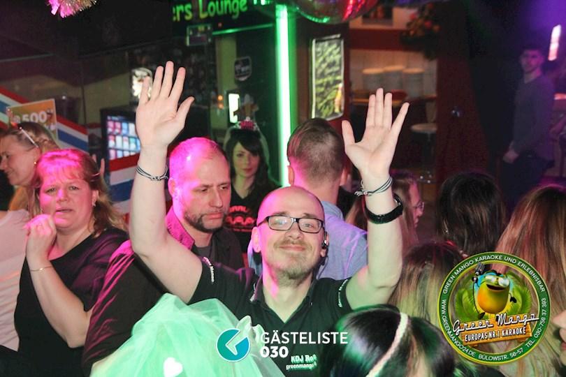https://www.gaesteliste030.de/Partyfoto #56 Green Mango Berlin vom 08.04.2017