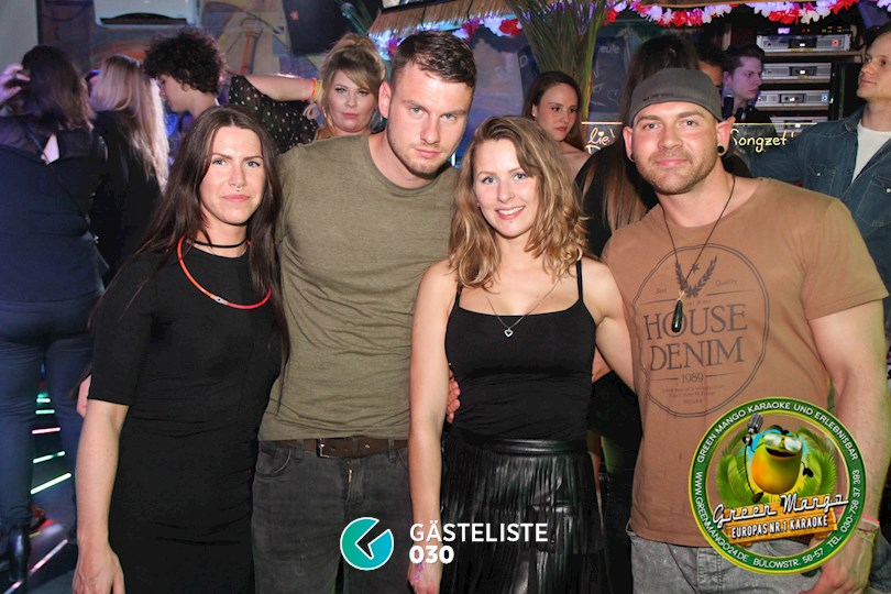 https://www.gaesteliste030.de/Partyfoto #119 Green Mango Berlin vom 08.04.2017