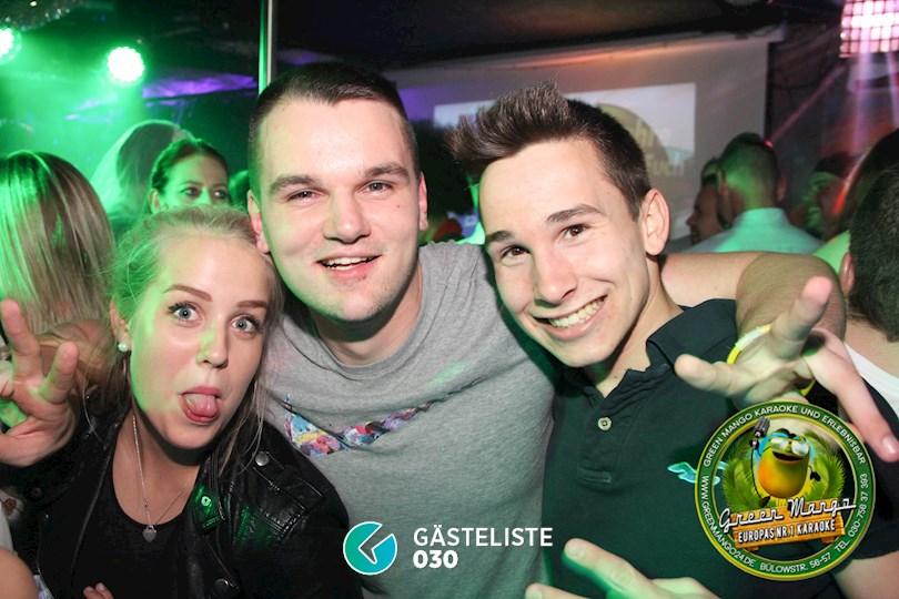 https://www.gaesteliste030.de/Partyfoto #53 Green Mango Berlin vom 08.04.2017