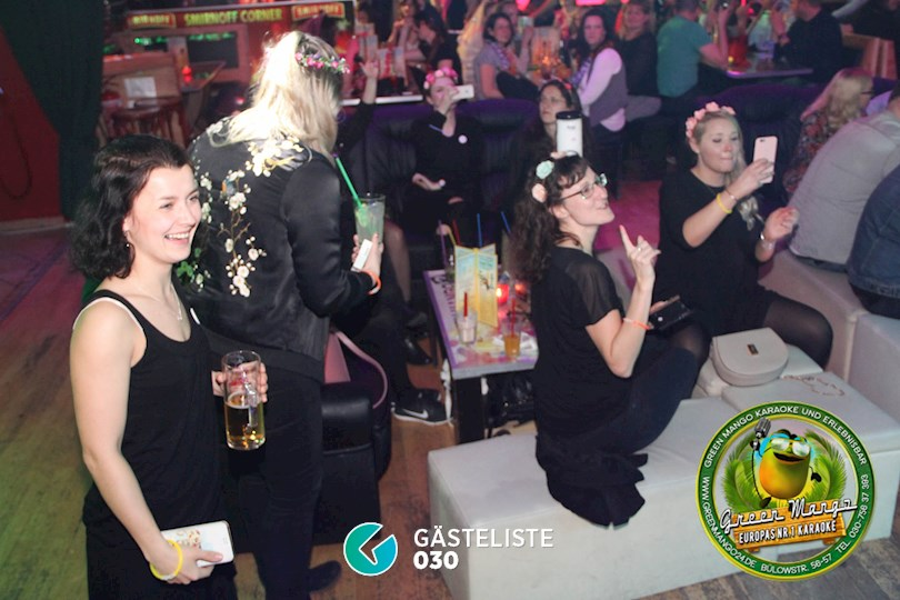 https://www.gaesteliste030.de/Partyfoto #9 Green Mango Berlin vom 08.04.2017