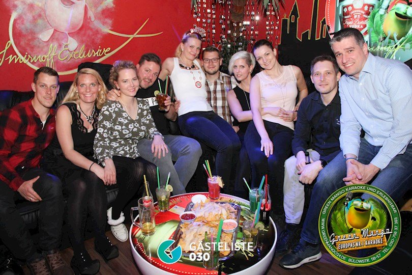 https://www.gaesteliste030.de/Partyfoto #7 Green Mango Berlin vom 08.04.2017