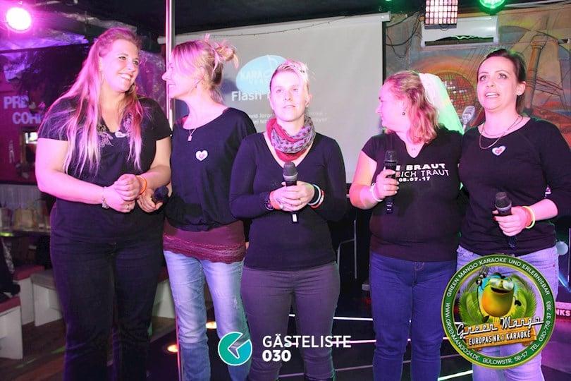 https://www.gaesteliste030.de/Partyfoto #31 Green Mango Berlin vom 08.04.2017