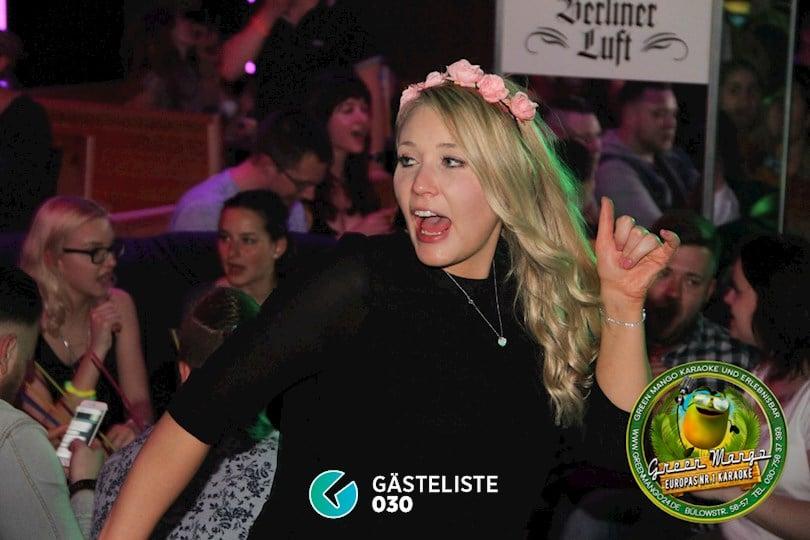 https://www.gaesteliste030.de/Partyfoto #41 Green Mango Berlin vom 08.04.2017