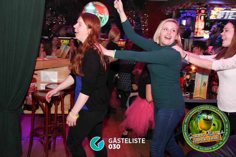 https://www.gaesteliste030.de/Partyfoto #29 Green Mango Berlin vom 08.04.2017