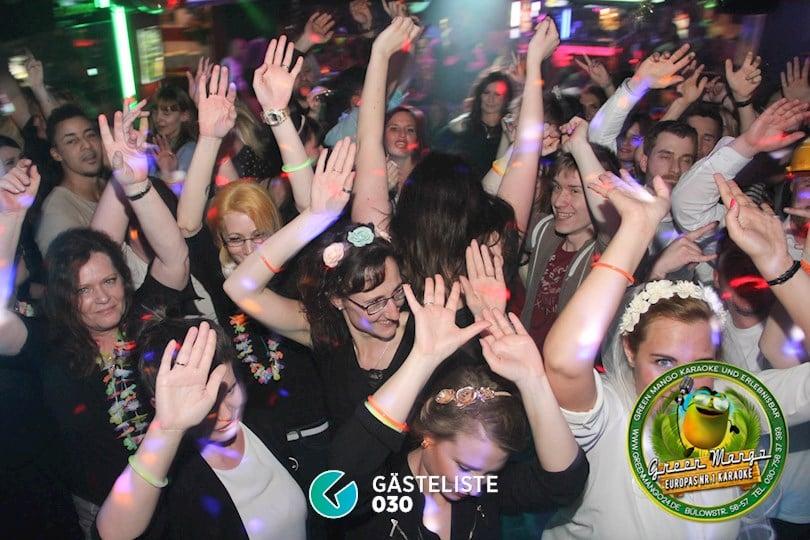 https://www.gaesteliste030.de/Partyfoto #67 Green Mango Berlin vom 08.04.2017