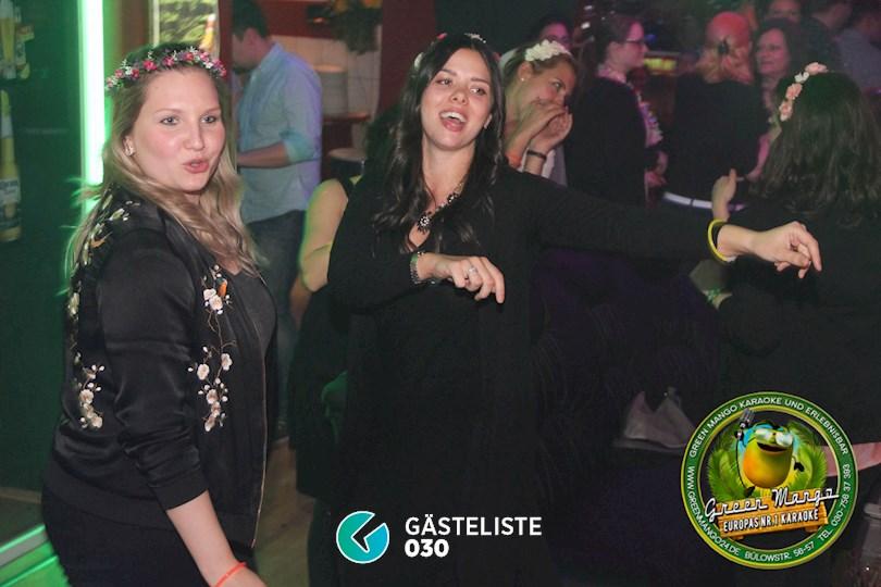 https://www.gaesteliste030.de/Partyfoto #36 Green Mango Berlin vom 08.04.2017