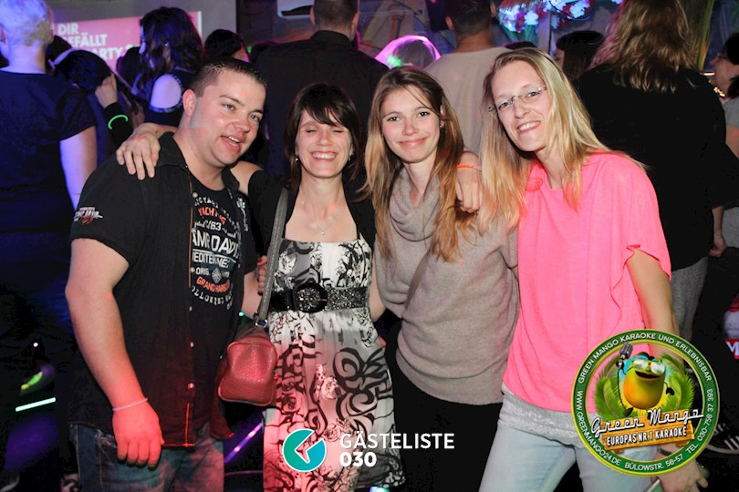 https://www.gaesteliste030.de/Partyfoto #61 Green Mango Berlin vom 08.04.2017
