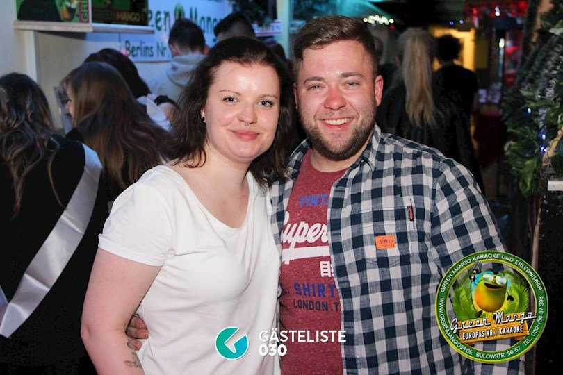 https://www.gaesteliste030.de/Partyfoto #34 Green Mango Berlin vom 08.04.2017