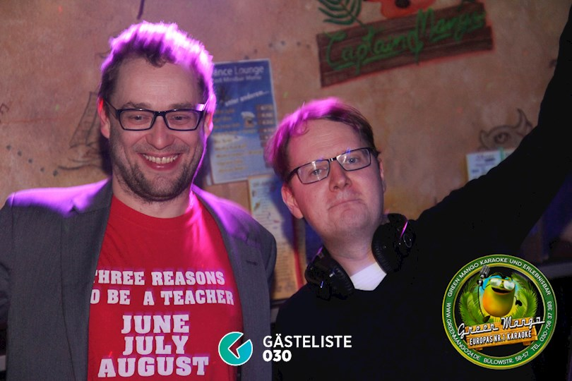 https://www.gaesteliste030.de/Partyfoto #33 Green Mango Berlin vom 08.04.2017