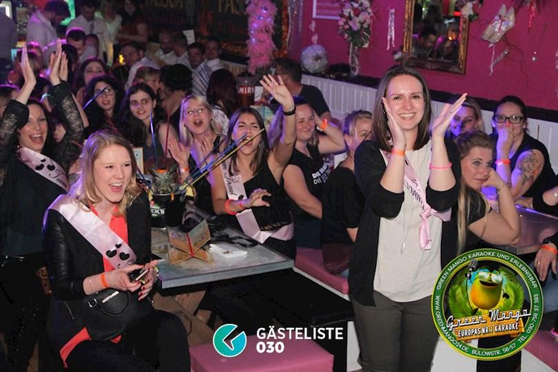https://www.gaesteliste030.de/Partyfoto #38 Green Mango Berlin vom 08.04.2017