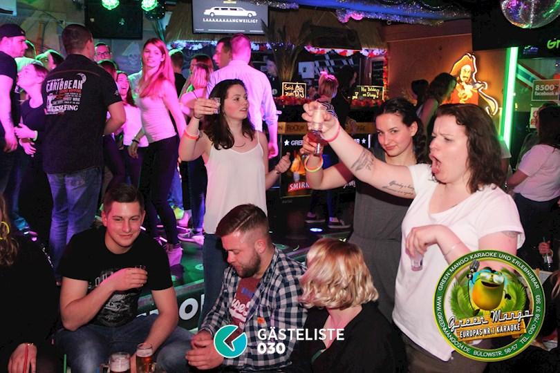 https://www.gaesteliste030.de/Partyfoto #128 Green Mango Berlin vom 08.04.2017