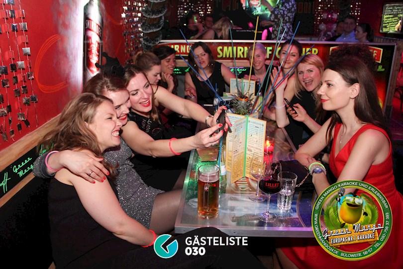 https://www.gaesteliste030.de/Partyfoto #94 Green Mango Berlin vom 08.04.2017